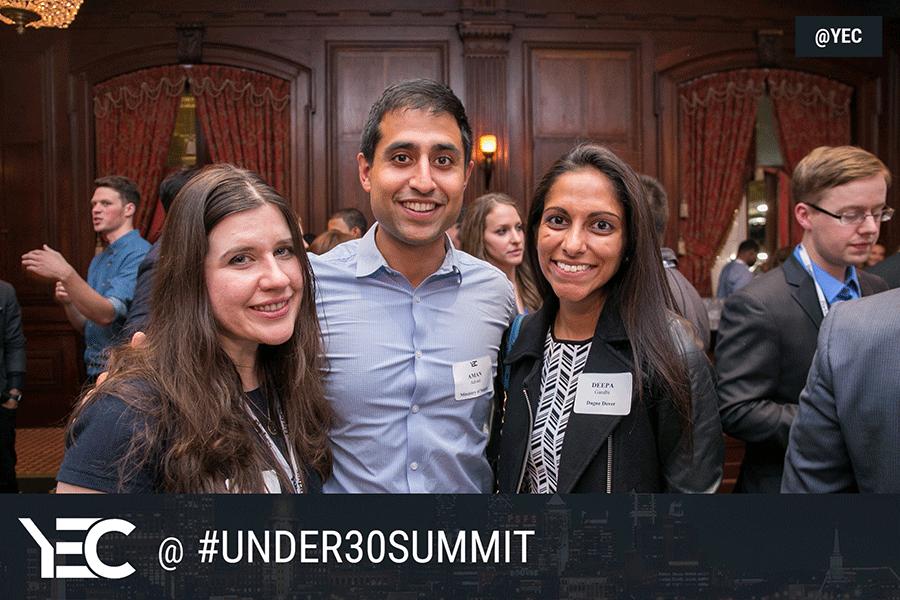 Under 30 Summit